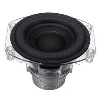 1Pcs Subwoofer 3Inch 30W 4Ohm HiFi Subwoofer Speaker Steel Magnetic Woofer Audio Bass Loudspeaker For Harman JBL