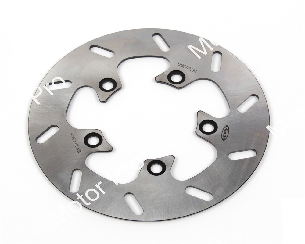 For <font><b>Suzuki</b></font> <font><b>SV1000</b></font> <font><b>2003</b></font> - <font><b>2007</b></font> Rear Brake Disc Disk Rotor Motorcycle Accessories SV1000S SV 1000 S 1000S 2004 2005 2006 SV650S image
