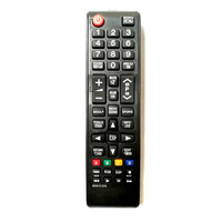 New Original BN59 01224L Fit For Samsung Remote Control BN5901224L FOR SAMSUNG LCD LED TV Free