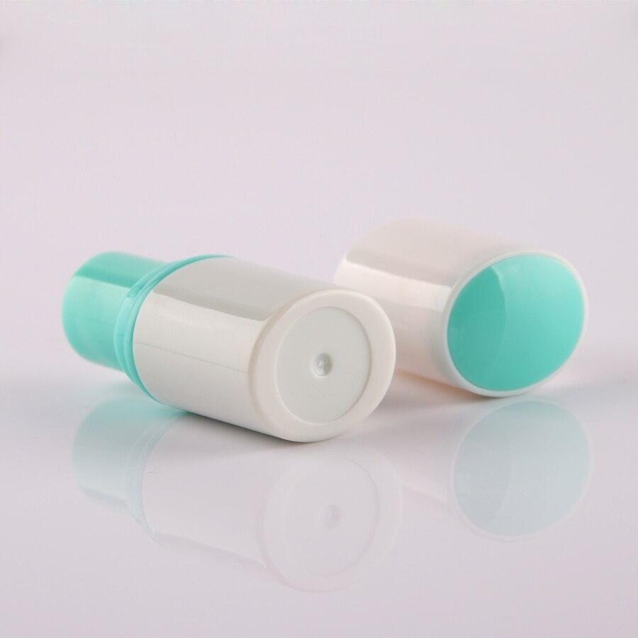 5/50 шт. 3.5 г синий Пластик мини Бальзамы для губ трубки, пустые круглые Губная Помада Дело/контейнер, 12.1 мм чашки Размеры с соответствующими си...