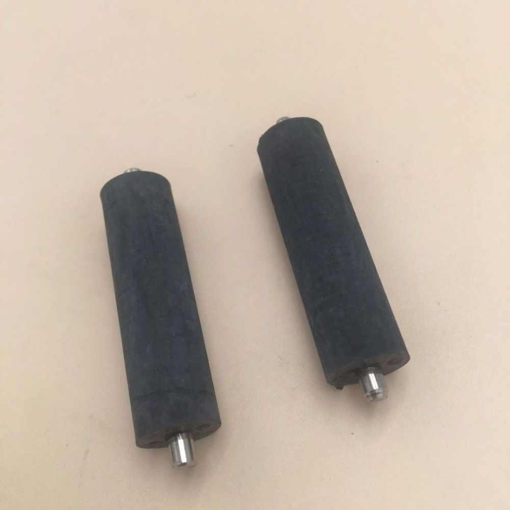 24 Pcs Konica 512 Pinch Roller untuk Wide Format Printer Allwin Manusia Xuli Yaselan Flora KM512 Kertas Tekanan Rubber Sheet Karet Gulungan 42.5 Mm