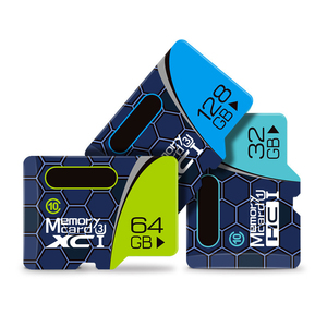 Image 1 - For Micro SD card 256GB 64GB 16GB TF Card 128GB Memory Card 32GB HD Recorder Monitoring Video High Speed Flash Card Dropshipping