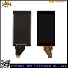10pcs/lot LCD Display Screen touch Digitizer Assembly +FREE TOOLS For Sony Xperia ZR M36h M36 C5502 C5503