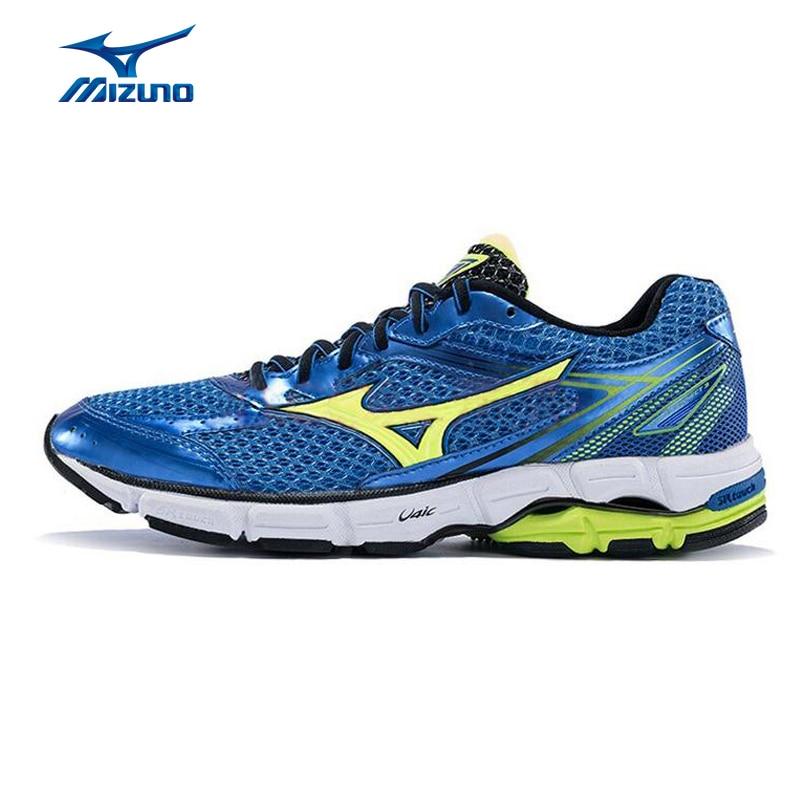 MIZUNO font b Men b font WAVE CONNECT 3 Breathable Support Cushioning Jogging Running font b