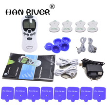 Digital Tens Unit Cervical Full Body Pain Relief Electronic Pulse Acup