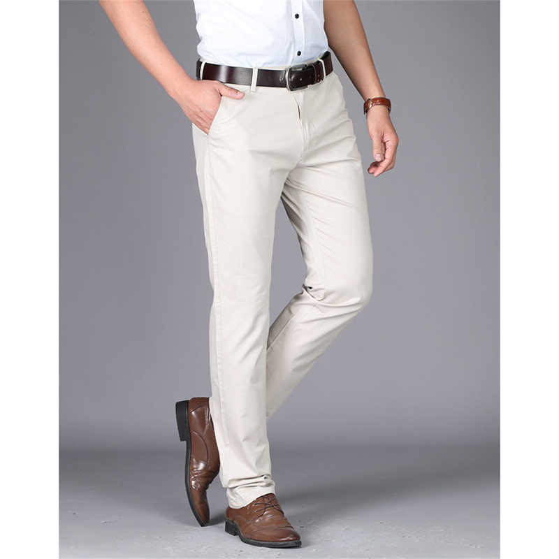 Erkek pantolon yüksek kaliteli takım elbise pantolon erkekler takım elbise pantalonları erkekler iş pantolon ofis rahat sosyal pantolon erkek klasik pantolon
