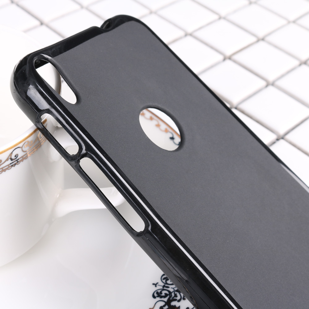 1 Pc/lot New Arrival for Alcatel Shine Lite 5080X Silicone Pudding Funda Matte Soft Case for Alcatel Shine Lite 5080X Cover Black - intl - 2