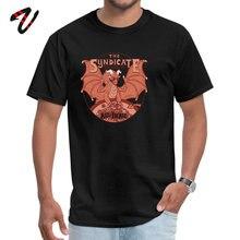 Tops & Tees Street Summer Fall Company Funny John Wick Sleeve Georgia O Neck Men T-Shirt Drop Shipping