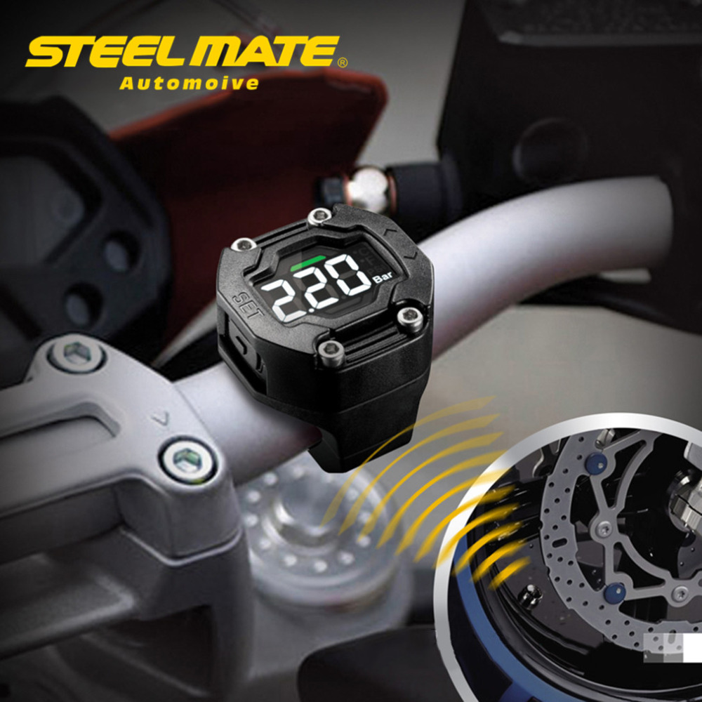 steelmate 2017 hot sale diy et 900ae tpms tire pressure monitor waterproof external sensor. Black Bedroom Furniture Sets. Home Design Ideas