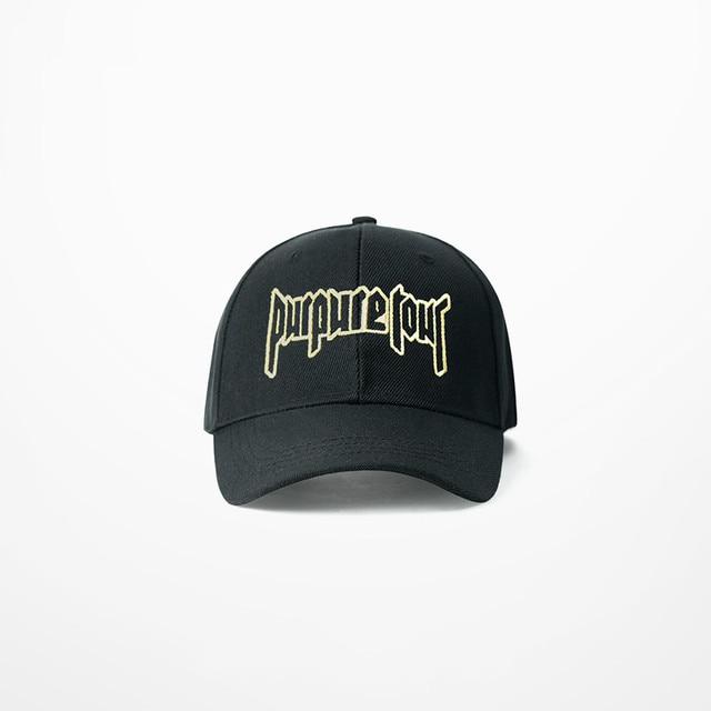 Purpose Tour Embroidered Baseball Cap Vintage Retro Justin Bieber Hat High  Street Dark Tide Caps For 16b27e4464de