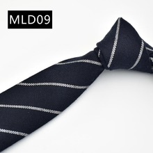 NINIRUSI Cotton Necktie Soild Mens Tie New Fashion Plaid Shinny For Men Formal 6cm Width Slim Cravat Gravatas Diamond