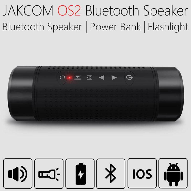 Водонепроницаемый Bluetooth динамик OS2 Jakcom, внешний аккумулятор 5200 мАч, портативный сабвуфер для велосипеда, басовая Колонка со светодиодной по...