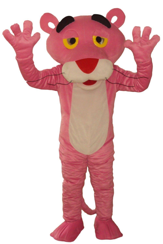 Försäljning av Rosa Panther maskot Pink Pink Panther mascot kostym - Maskeradkläder och utklädnad