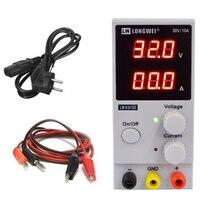 LW 3010D alimentation cc 110V 220V Mini alimentation cc numérique réglable 0 ~ 30V 0 ~ 10A alimentation à découpage lw3010d commutateur dalimentation