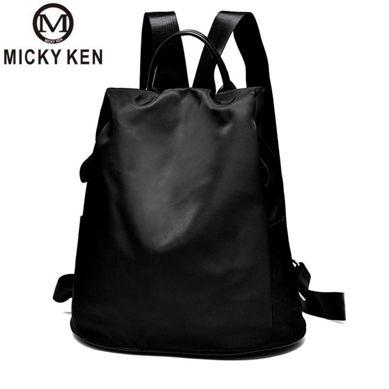 MICKY KEN Brands Laptop Backpack High Quality Waterproof Nyl