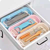 Vanzlife-caja de almacenamiento de cubiertos de plástico para cocina, caja de palillos chinos para el hogar