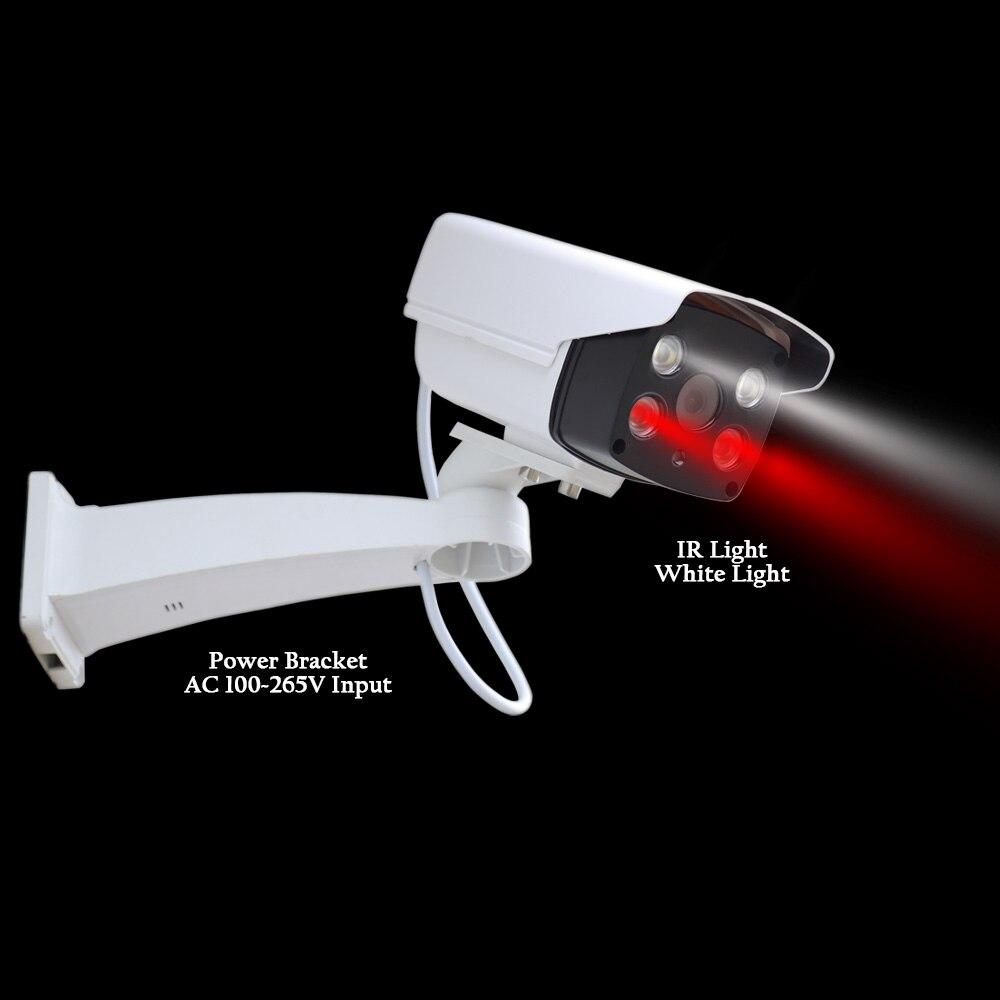 1080 p Double Lumière Source D'alimentation Support HD Analogique Caméra Sony IMX323 CMOS Capteur Extérieur CCTV Système TVI/CVI /AHD/CVBS Sortie