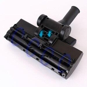 Image 3 - 32MM Carpet Floor Nozzle Brush For Universal European Version Vacuum Cleaner parts philips Electrolux Vacuum Cleaner Turbo brush