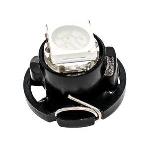 Image 3 - 100X T4.7 LED 5050 SMD 자동차 계기판 패널 램프 게이지 벌브 대시 보드 표시 등 적색 청색 녹색 황색 흰색 100pcs