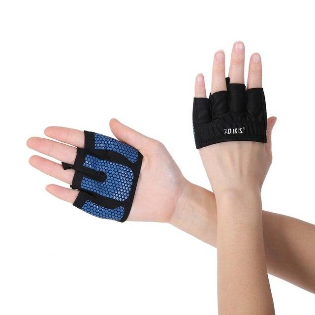 Women Gym Gloves  2