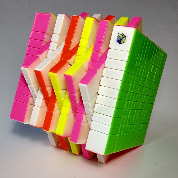 Neue Yuxin Huanglong 11x11x11 Cube Zhisheng Geschwindigkeit Cube Puzzle Twist Frühling Cubo Magico Lernen Bildung Spielzeug magie DropShipping-in Zauberwürfel aus Spielzeug und Hobbys bei  Gruppe 2
