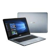 14 дюймов 2,7 ГГц Asus игровой ноутбук 4 ГБ Оперативная Память 500 ГБ Встроенная память компьютера ультратонкий HD 1366x768 16:9 PC офис Wi Fi i7 7500U Тетрадь PC