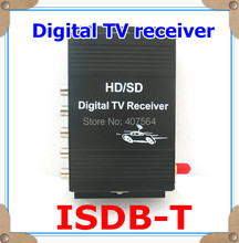 Free shipping ,Car Digital TV Tuner Receiver ISDB-T suitable for Brazil,Peru,Chile,Argentina.South America,