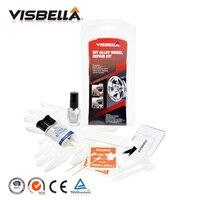 Visbella DIY Alloy Wheeel Repair Kit