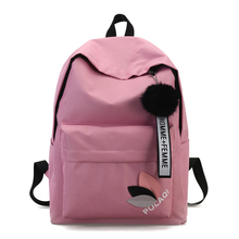 Women Backpack Mochila Female's Canvas School Bags For Teenage Girls Leaves Fresh Preppy Style New Travel Feminima Bolsas цена