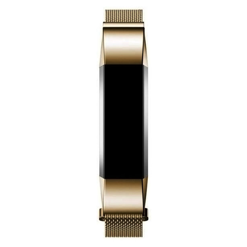 UIENIE Milanese loop for Fitbit Alta fitbit Alta HR band Magnetic Lock wristband replacement Band Stainless Steel metal Strap in Smart Accessories from Consumer Electronics