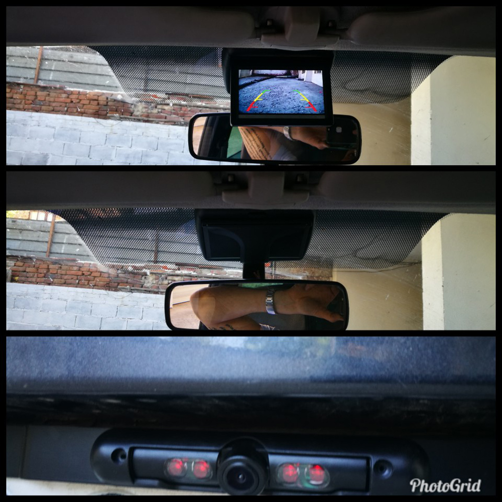 medium resolution of wired rear view camera wiring diagram for connecting car dvd stereo
