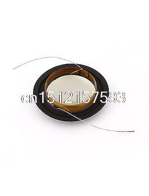 25.5mm 25.4mm 1 Titanium Tweeters Diaphragm Speaker Drive Voice Coil