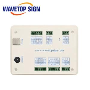 Image 2 - Wavetopsignature رويدا RDC5121 لايت الإصدار Co2 ليزر DSP تحكم عن Co2 النقش بالليزر وماكينة قطع