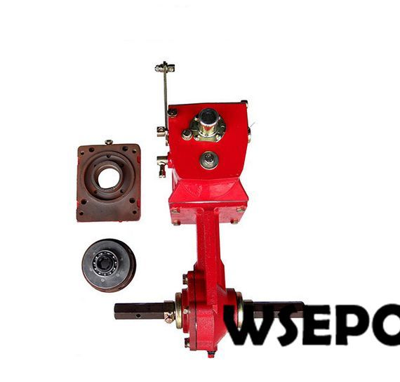 OEM Quality! Walking and Transmission Gearbox Assy for 178F/186F/L70/L100/188F Diesel Engine Powered Cultivator/Garden Tillers