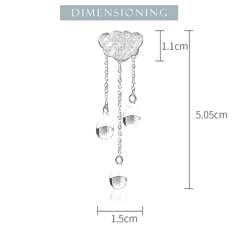 HTB1omNHajzuK1Rjy0Fpq6yEpFXaW - Lotus Fun Real 925 Sterling Silver Natural Crystal Gems Fine Jewelry Ethnic Cloud Long Tassel Drop Earrings for Women Brincos
