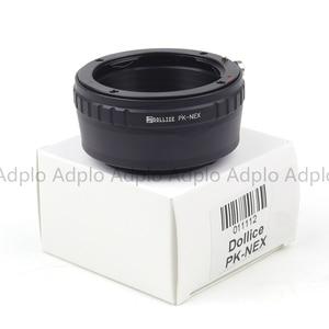 Image 2 - Pixco PK NEX, חדש עדשת מתאם חליפת עבור Pentax K עדשה כדי חליפה עבור Sony E הר NEX מצלמה