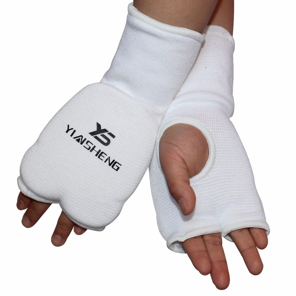 Karate Mitts Gloves Sparring Sport Hand Guard Boxing Gloves Hand Protective Tool
