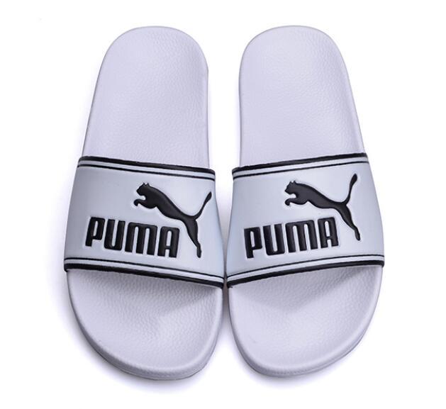2019 Original PUMA PopCat Slippers Unisex Men's And Women's Slide Classic Waterp