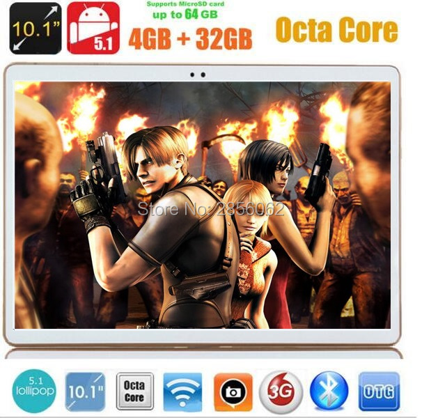 10 inch Phone call tablet pc 4G LTE Octa Core 4GB RAM 32GB ROM 1280*800 Dual Cameras Android 5.1 9 10.1 inch 3G WCDMA tablets