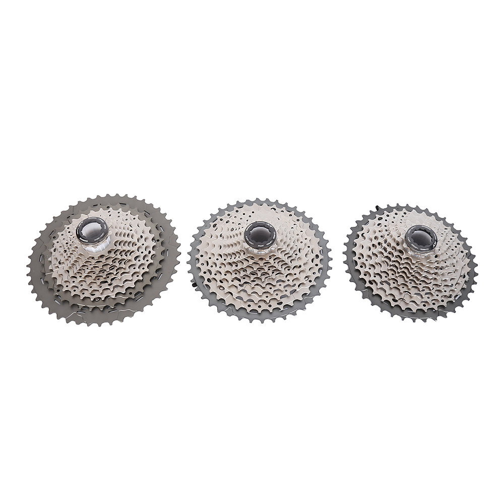 shimano DEORE XT CS-M8000 Cassette 11S MTB bike bicycle freewheel M8000 11-40T 11-42T 11-46T цена