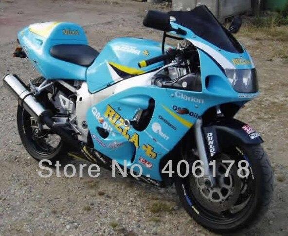 Hot Sales,gsxr 600 750 fairings GSX-R600/750 96 97 98 99 00 body kit For Suzuki GSXR600 new SRAD 1996-2000 Motorcycle Fairings