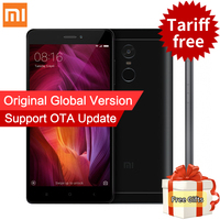 Global Version Xiaomi Redmi Note 4 Qualcomm 3GB 32GB Mobile Phone Snapdragon 625 Octa Core 13MP