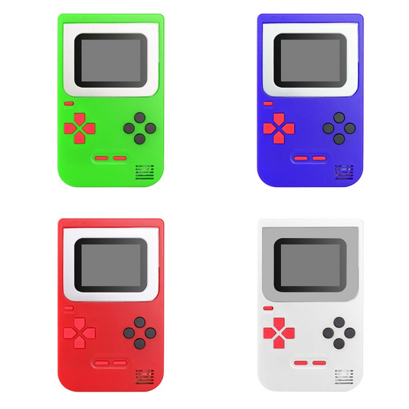 Classic Retro Mini Pocket Handheld Game Player Built-in 268 for FC Games Support TV Output Video Game Console 2.0