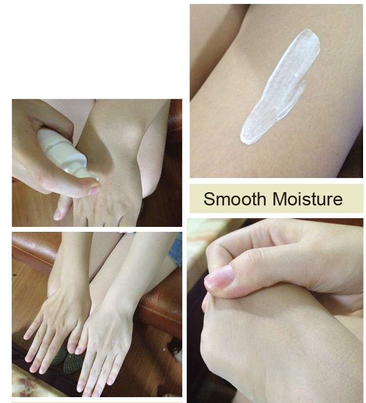 1 Sec Instantly Body Whitening Cream Moisturizer Skin Whitening Body Lotion Bleaching Cream 150ML 4