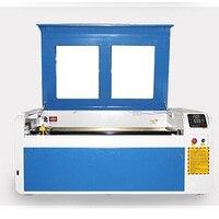 6090 Baixo preço Máquina de Gravação A Laser Máquina de Corte a laser máquina de gravura de borracha