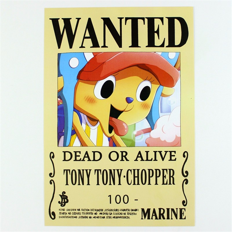 Chopper Bounty 100