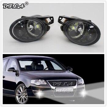 DFLA Araba LED ışık VW Passat B6 3C 2006 2007 2008 2009 2010 2011 Araba-styling Ön LED Sis Lambası lambası Sis Lambası