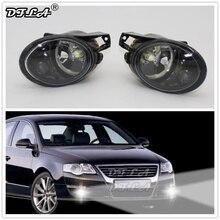 Dfla автомобиля светодио дный света для VW Passat B6 3C 2006 2007 2008 2009 2010 2011 автомобиль-Стайлинг спереди светодио дный туман противотуманных фар