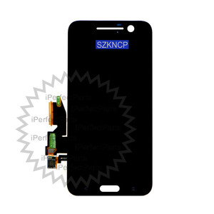 "Image 5 - 100% מבחן טוב 5.2 ""2560x1440 עבור HTC אחד M10 LCD מגע מסך עבור HTC M10 10 תצוגה digitizer עצרת החלפת חלק"