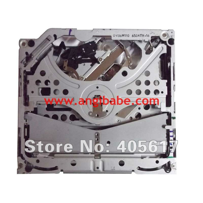 Original Alpine DVD mechanism loader DV36M110 for AUDI RNS-E BMW chrysler mercedes Lexus car DVD ROM navigation audio tuner